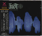 TAROT / TO LIVE AGAIN JAPAN CD OOP W/OBI