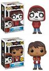 Funko Pop! Disney CoCo: Miguel #303 Set of 2 Common and Chase w Box Protector