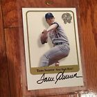 Tom Seaver Auto 2001 Fleer Greats of the Game Autograph MINT New York Mets