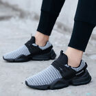 Running Shoes Mens Breathable Lightweight Sports Gym Athletic Sneakers