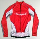 CAMPAGNOLO LONG SLEEVE CYCLING JERSEY S Made in Italy