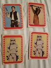 1977 Topps Star Wars Stickers Lot