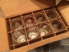 Libbey Vintage Minnesota 12oz Glasses Set of 8 Tumblers ~ Barware ~ NEW NIB!!!