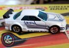 Hot Wheels 2003 Nissan Skyline GT R R32 Helicopter Chase Set VHTF Rare White JDM