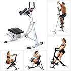 Ab Cruncher Abdominal Trainer Fitness Machine Body Shaper Gym Exercise Equipment