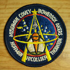 NASA STS 61 Patch Space Shuttle Endeavour Crew Mission Musgrave Corey Akers Vtg