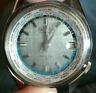 Vintage Seiko Automatic World Time 6117 6010