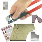 Real Amazing Tile  Glass Cutter Ceramic Floor Mirrors Stained Glass Mosaics Red