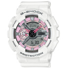 Brand New Casio G-Shock GMAS110MP-7A White Pink Resin **FREE SHIPPING**