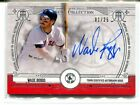 2015 Museum Collection WADE BOGGS Archival Autograph Auto 01 25