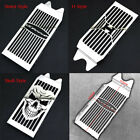 Radiator Grill Cover Guard Protector For HONDA Shadow VT600 VLX 600 Steed 400