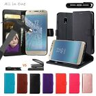 Smart Leather Wallet Flip Stand Case Cover For SAMAUNG GALAXY J3 J5
