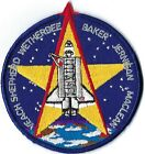 NASA SPACE SHUTTLE STS 52 MISSION PATCH