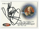 Goldie as Mr. Bullion JAMES BOND 007 The World Is Not Enough Autograph Card A37