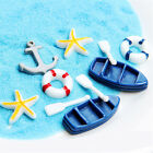 20 Pcs Lot Slime Charms Mixed Boat Anchor Slime Beads for DIY Craft Scrapbooking