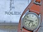 Genuine Oyster Rolex WWII Army Watch Royal Air Force , Military watch