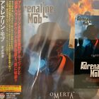 Adrenaline Mob - Omerta(CD) , 2012 King Records Co. Ltd / Japan
