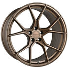 19 STANCE SF07 FORGED BRONZE CONCAVE WHEELS RIMS FITS INFINITI G35 COUPE