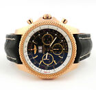 Breitling Bentley 6.75 Chronograph R44367 18k Rose Gold Limited Edition Watch