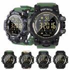 Military Waterproof Bluetooth Sport Smart Watch Phone Mate For Android IOS