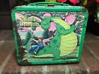 VERY RARE Vintage 1970s Petes Dragon Metal Lunch Box NO THERMOS