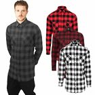 Urban Classics - FLANELL Lumberjack Sshirt checkered, long