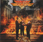Bonfire ‎– Temple Of Lies ( CD Album )