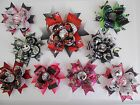 Jack Sally Nightmare Christmas hair bow hairbows 1 giant or 2 count