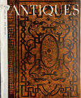 The Magazine ANTIQUES-JAN 1958-LEATHER CHINOISERIES,TRUNKS,PORRINGERS,FRNCH FURN