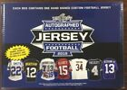 2018 Leaf Autographed Football Jersey Factory Sealed Unopened Box