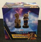 Marvel Guardians of the Galaxy 2 Groot  Rocket Ceramic Salt  Pepper Shakers