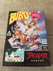 ATARI JAGUAR BUBSY FRACTURED FURRY TALES VIDEO GAME CARTRIDGE 1994