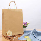 Party Bags Kraft Paper Gift Bag With Handle Recyclable Shop Loot Bag