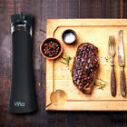 Vina Automatic Gravity Salt Pepper Grinder Plastic Body 2 Electric Shaker Set