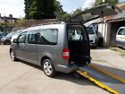 WHEELCHAIR ACCESSIBLE WAV DISABLED MOBILITY 2011 VOLKSWAGON CADDY AUTO 5 SEATS