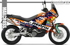 MAXCROSS GRAPHICS KIT DECALS STICKERS FULL KIT FOR ADVENTURE 950 990 STYLE 1