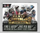 2015 PANINI CONTENDERS FOOTBALL FACTORY SEALED HOBBY BOX Mariota Gurley Johnson
