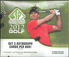 2012 SP Authentic Factory Sealed Golf Hobby Box Dustin Johnson AUTO RC ???