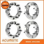 4PCS 1 Inch 6x55 For Chevrolet Silverado 1500 Express Wheel Spacers Adapters