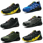 Mens Hiking Shoes Outdoor Trekking Sneaker Sports Speed 4 3 Running Shoes AA