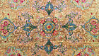 10x14 ANTIQUE PERSIAN RUG HAND KNOTTED IRAN WOOL RUGS LAVAR KERMAN 10x13 9x13 ft