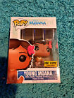 Funko Pop Young Moana 218 Disney Moana Hot Topic Exclusive