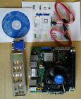 Intel Motherboard DQ67EP and Core i7 2600 34GHz Quadcore CPU 8GB RAM Combo
