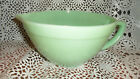 ANTIQUE Anchor Hocking Fire King Jadite Batter Mixing Bowl w/Handle/Pour Spout