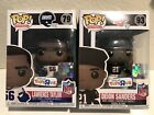 FUNKO POP! NFL #93 Deion Sanders & #79 Lawrence Taylor Toys R Us Exclusives!