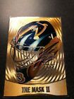 2002-03 Between The Pipes Mask II GOLD M-2 M. Hnilicka SPORTSFEST CHICAGO 08 10
