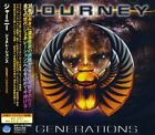 JOURNEY Generations + 1 JAPAN CD Revolution Saints Bad English Tall Stories