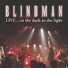 BLINDMAN Live...In The Dark To The Light JAPAN 2CD Rachel Mother Goose