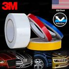 3 8 9 16 1 2 REFLECTIVE Self Adhesive PinStripe Vinyl 3M Decal Tape Stickers