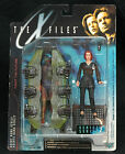 McFarlane X-FILES Fight the Future DANA SCULLY w Human Host Action Figures MIP